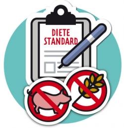 Diete standard