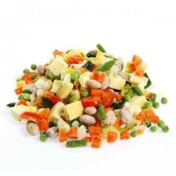 Passato di verdure e legumi