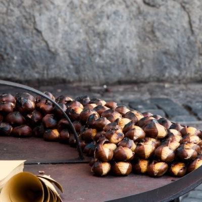 La tradizionale Castagnata